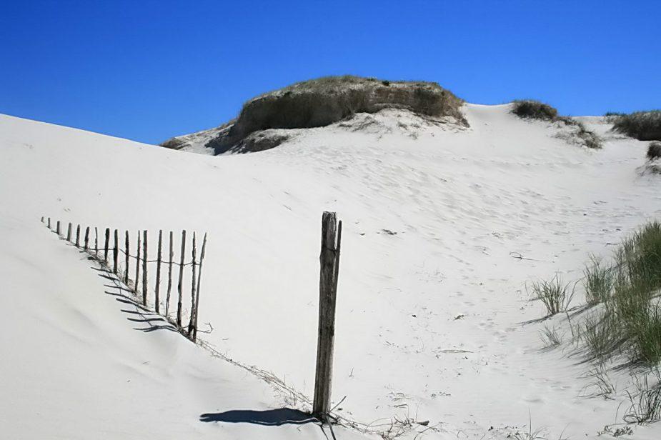 Les dunes de la baie d'Audierne